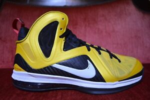 outlet store 98f2e d729c Image is loading Nike-Lebron-IX-9-P-S-Elite-Varsity-Maize-