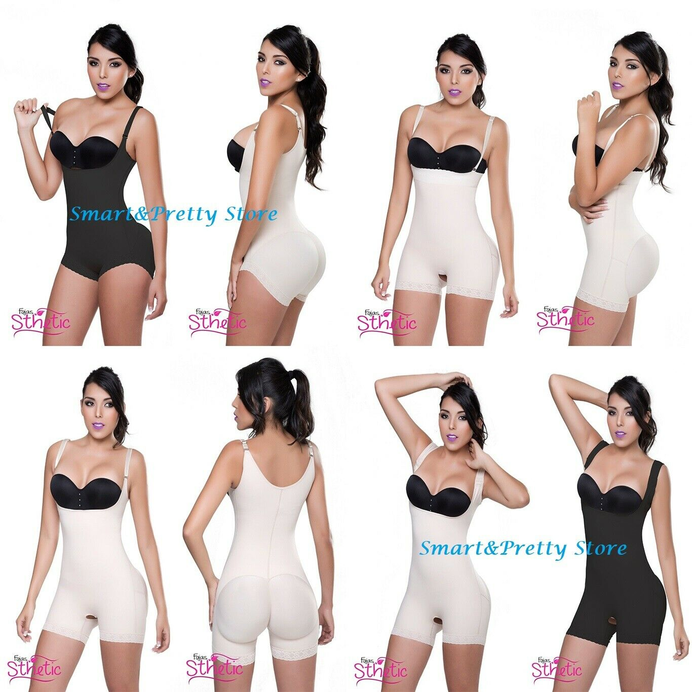 New Comfy Collection 100% Colombian Shape Your Body Fajate&Reduce Medidas Moldea