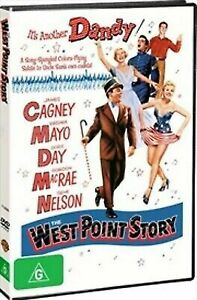 The-West-Point-Story-DVD-BRAND-NEW-SEALED