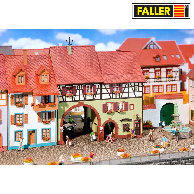 FALLER 130499 H0 Stadthaus Niederes Tor ++ NEU & OVP ++