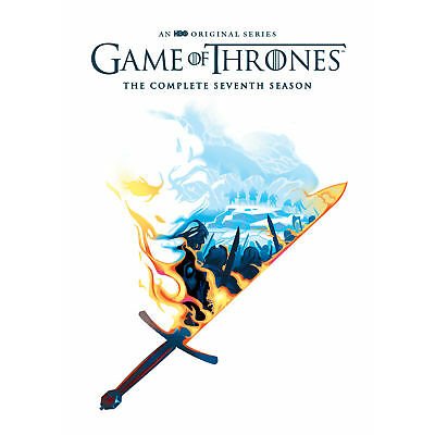 Game of Thrones - Season 7 (Limited Edition Robert Ball artwork) (DVD)