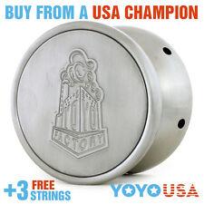 YoYoFactory Stainless Steel Whistling Yo-Yo + FREE STRINGS