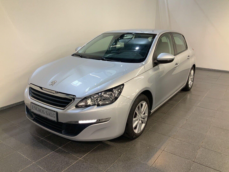 Peugeot 308 1,2 VTi 82 Active
