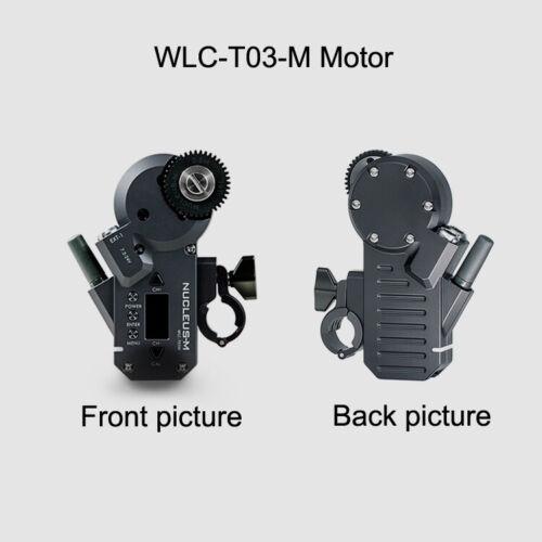 Núcleo Tilta-M Motor sin escobillas motor de enfoque de seguimiento Inalámbrico WLC-T03-M para red
