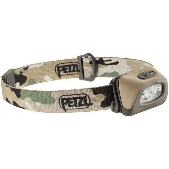 Petzl Reactik Performance Headlamp 220 Lumens Hybrid Concept Black Brand New