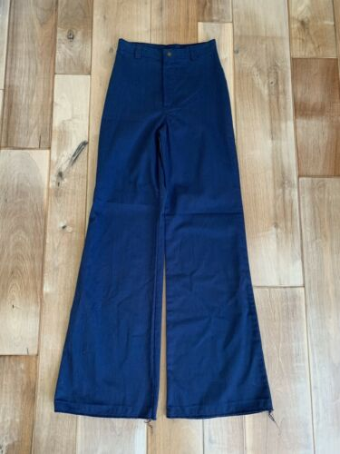 Vintage 70s DITTOS JEANS High Waist Bell Bottom Wi