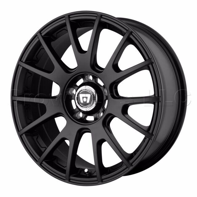 MOTEGI 17 x 8 Mr118 Wheel Rim 5x120 Part # MR11878052745