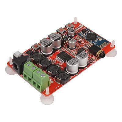 TDA7492P 25W+25W Bluetooth 4.0 Receiver Digital Amplifier AMP Board 8-25V