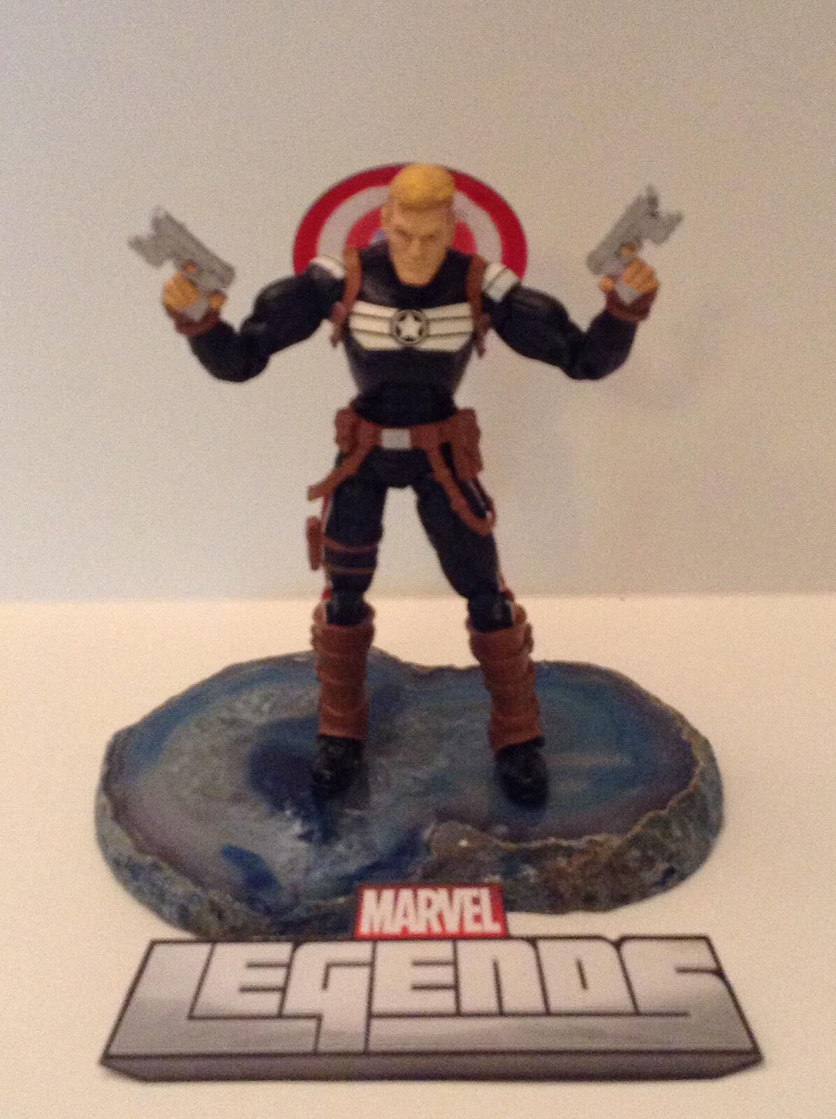 Marvel - legenden - 041 - steve rodgers - lose bild - terrax baf variante selten