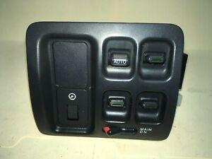 97-01-OEM-Honda-CRV-master-power-switch-windows-dash-lights-black