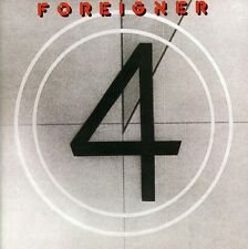 Foreigner - 4 [New CD] Bonus Tracks, Rmst