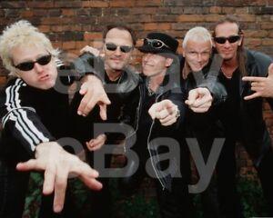 Scorpions-034-Banda-034-10x8-Foto