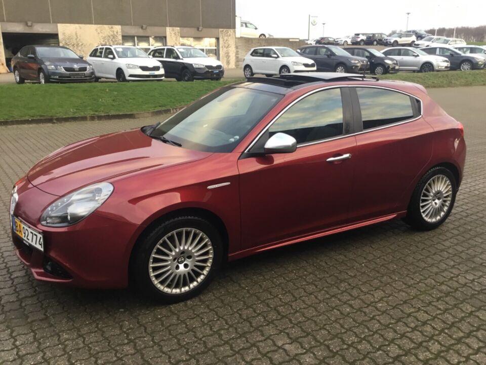 Alfa Romeo Giulietta 1.4 Turbo GPL 120 CV (1