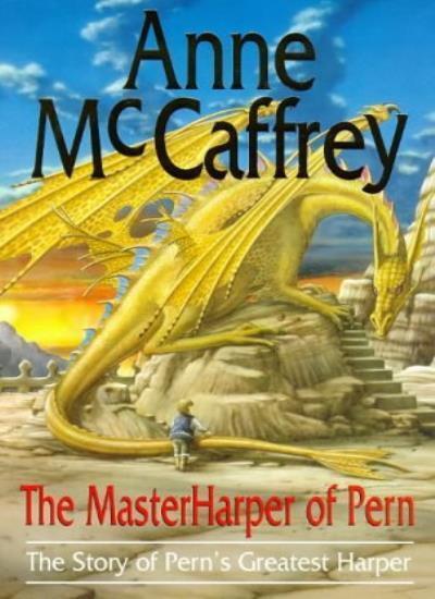 The MasterHarper of Pern,Anne McCaffrey