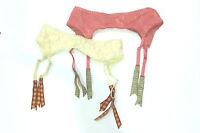 Victoria's Secret Lace & Plaid Garter Belt You Choose Xs S M L