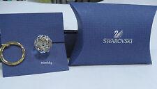 Swarovski Buddah Crystal Ball Key Ring Holder Event Gift Authentic MIB 佛 5131345