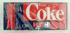 COCA COLA PORTABLE TRANSISTOR RADIO MINT IN BOX DATED 2001
