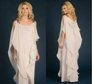 Plus-size-Sheath-Mother-Of-The-Bride-Dress-Champagne-Chiffon-Wedding-Guest-Gown