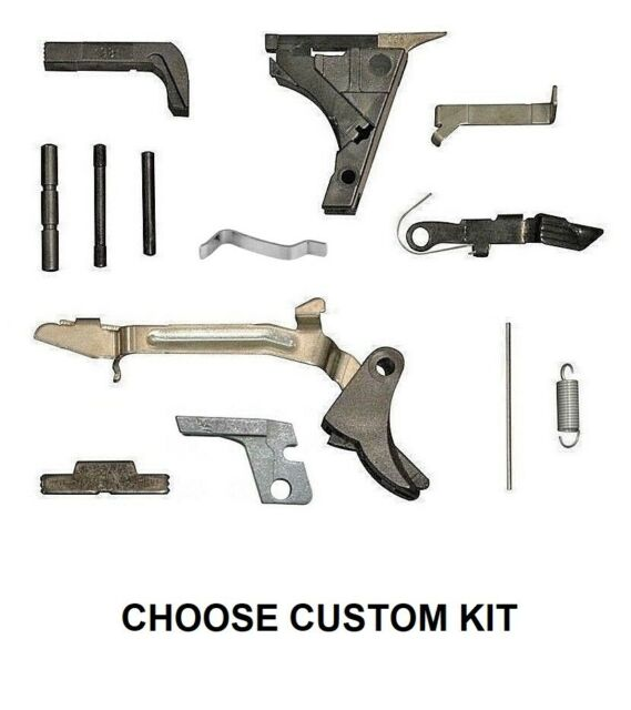 For GLOCK G 19 Gen 1-3 Lower Parts Kit OEM 9 millimeter Polymer 80 Genuine  Parts