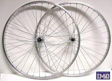 """Cerchi Ruote Bicicletta 28"""" 5/8 3/8 bici UOMO anteriore posteriore CLASSICA  1V."""