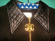 rare vintage JOSEPH RIBKOFF Kleid Abendkleid Luxus 80`s dress Gr.44