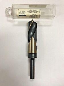 "Norseman Magnum Super Premium Drill Bit Jobber Length Drill Bits USA 1//16/"" QTY 1"