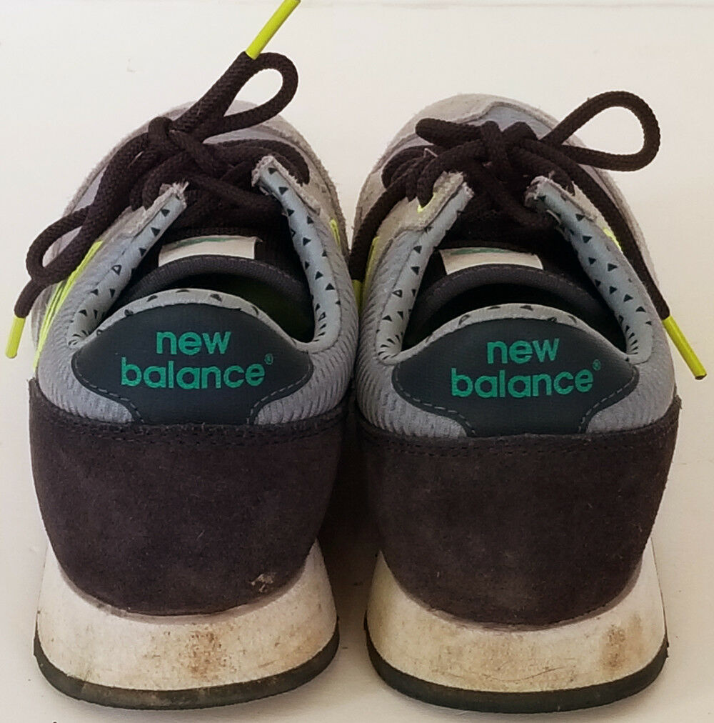 NEW 620 BALANCE Grey/Serene Green CW620SBB 620 NEW STREET BEAT Running SHOES 7 *LN 35a158