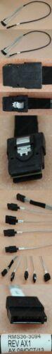 New Amphenol Mini SAS SFF-8087 to 4xSATA Fanout Cable 3FT SGPIO US-SameDayShip