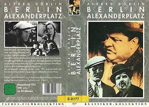 VHS-Berlin-Alexanderplatz-Heinrich-George-Maria-Bard-1931
