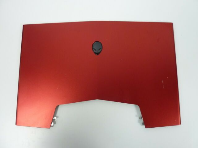 New For DELL Alienware M18X R1 R2 LCD Top Back Cover Lid Case J1C2G 0J1C2G