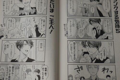 JAPAN Manga Monthly Girls/' Nozaki-kun Gekkan Shojo Nozaki-kun vol.1~9 Set