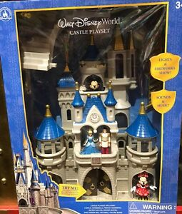 Disney castle toy