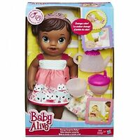 Baby Alive Teacup Surprise Baby African American 3+