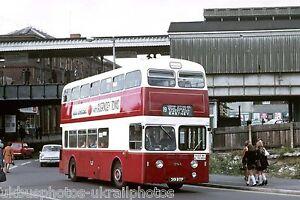Portsmouth-Corporation-201-201BTP-Leyland-Atlantean-Bus-Photo-Ref-P582