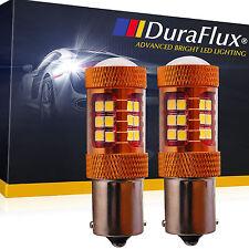 DuraFlux 1156 140W OSRAM Super Bright White LED Backup Reverse Light Bulb 2000LM