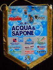 GAGLIARDETTO CICLISMO G.S. ACQUA & SAPONE - pennant wimpel fanion