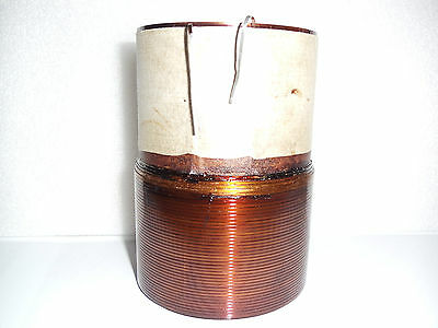 """4"""" DUAL  VOICE COIL 6 LAYERS  100846"""