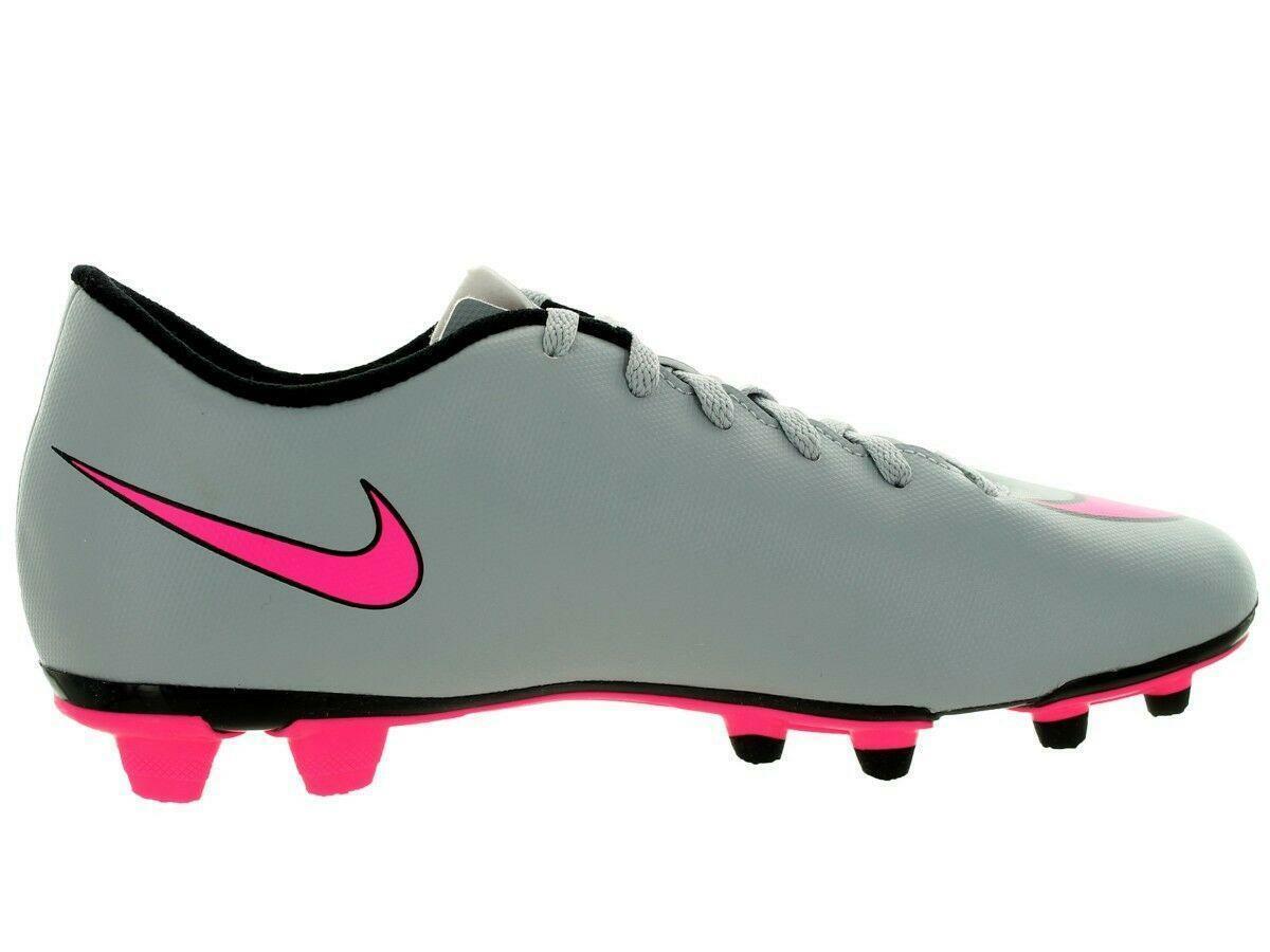 Para hombre NIKE MERCURIAL VORTEX FG Fútbol botas Zapatillas 651647 II 060