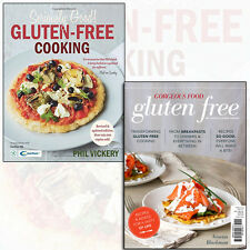 Seriously Good Gluten-Free Cooking, Gorgeous Food Gluten Free 2 Books Set New