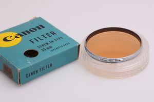 Canon-Korrekturfilter-A-KR12-Filterfassung-E55