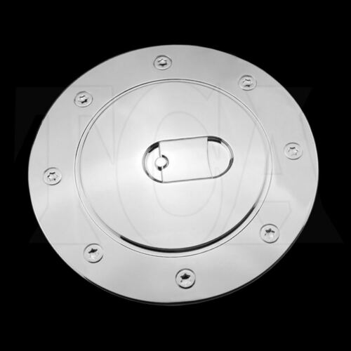 All Models 2007-2011 2012 2013 2014 Chrome Gas Door Cover For CHEVY Suburban