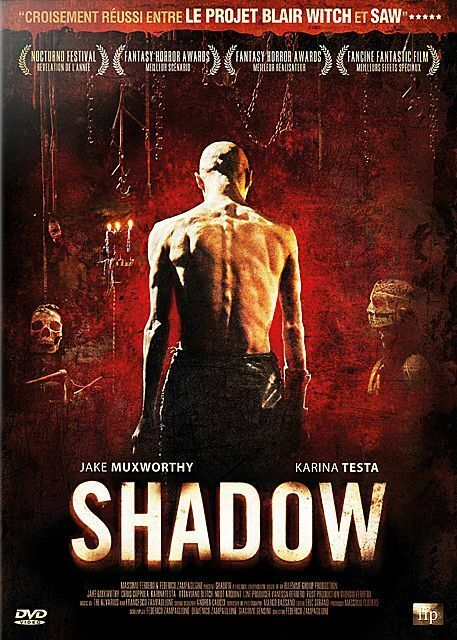 SHADOW  // DVD neuf