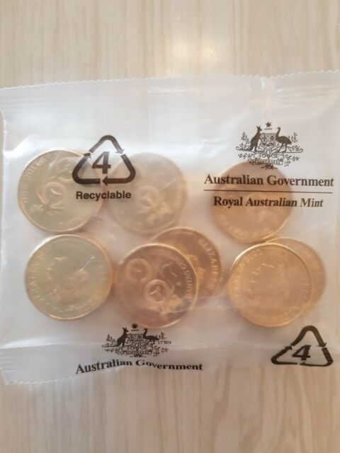 Australian $1 2020 Donation coin mint bag of 20 coins uncirculated