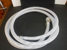 1 14 X 20 Flexible Pvc Water Suction Amp Discharge Hose Clear Withwhite Helix K