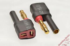 Adapterstecker-4-mm-HXT-Goldsteckverbinder-ohne-Gehaeuse-T-Buchse