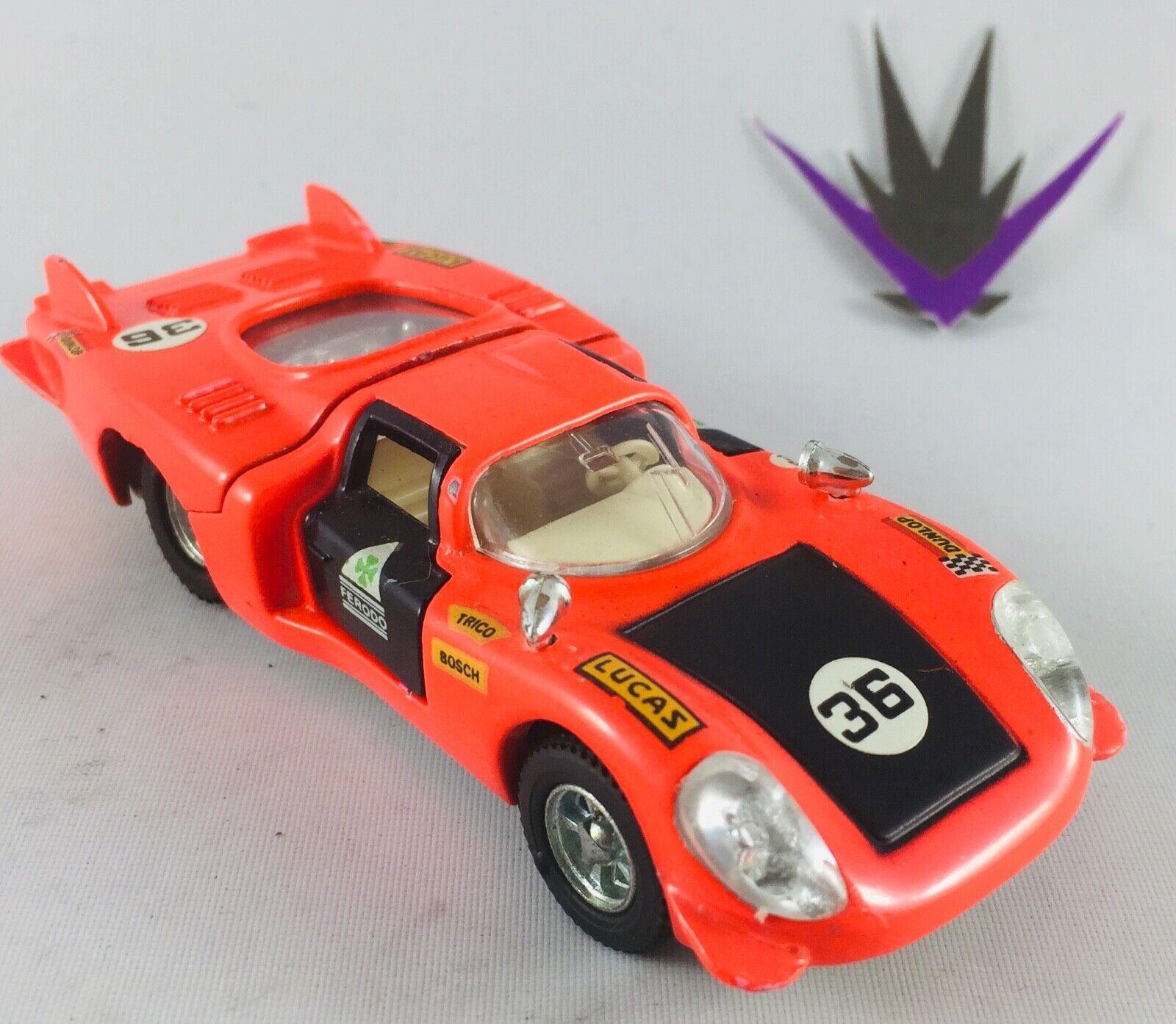 nessun minimo Dinky giocattoli 210 Alfa Romeo 33 Tipo 1 43 sans sans sans boîte  incentivi promozionali