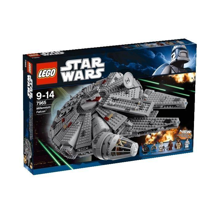 LEGO 7965 StarWars Millenium Falcon - NEU und VERSIEGELT