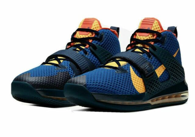 Size 10 - Nike Air Force Max 2 Midnight Navy Amarillo for sale ...