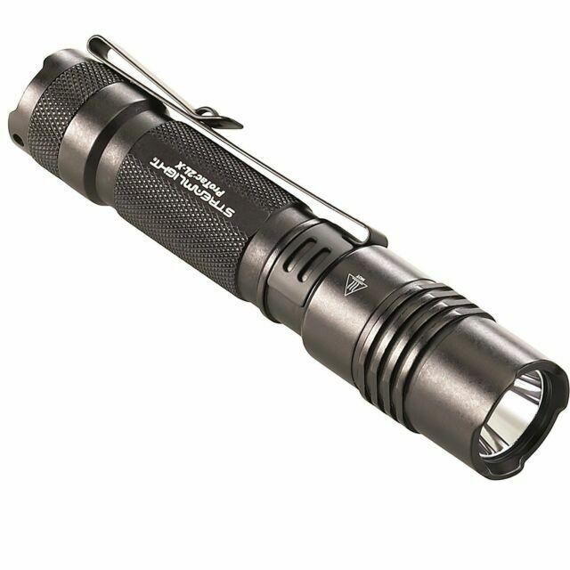 Black for sale online Streamlight 88062 ProTac 2L-X 500 lm Professional Tactical Flashlight