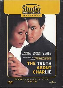 2-DVD-The-Truth-About-Charlie-Edition-Speciale-avec-Tim-Robbins-Nouveau-2003